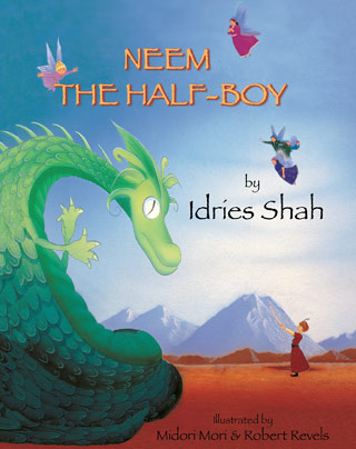 Cover of the children's book Neem the Half-Boy