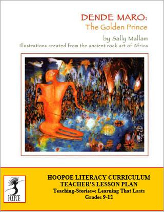 Dende Maro: The Golden Prince