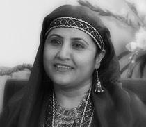 Photo of Palwasha Bazger Salam