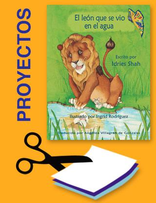 Proyectos para el título El león que se vio en el agua