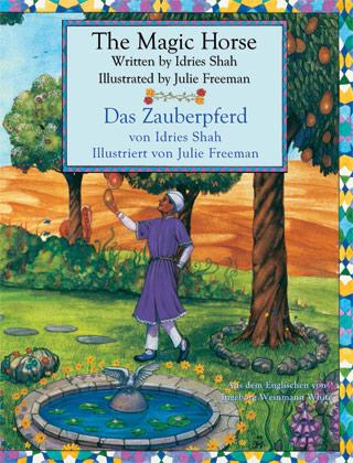 Cover for The Magic Horse / Das Zauberpferd