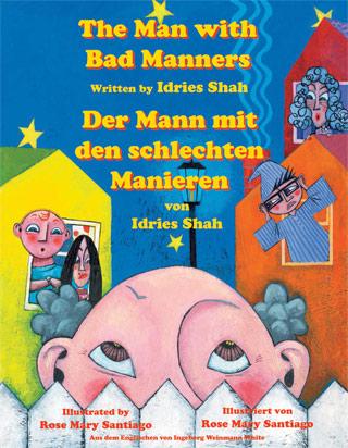 Cover for The Man with Bad Manners / Der Mann mit den schlechten Manieren