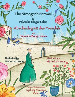 Cover for The Stranger's Farewell /Der Abschiedsgruß des Fremden